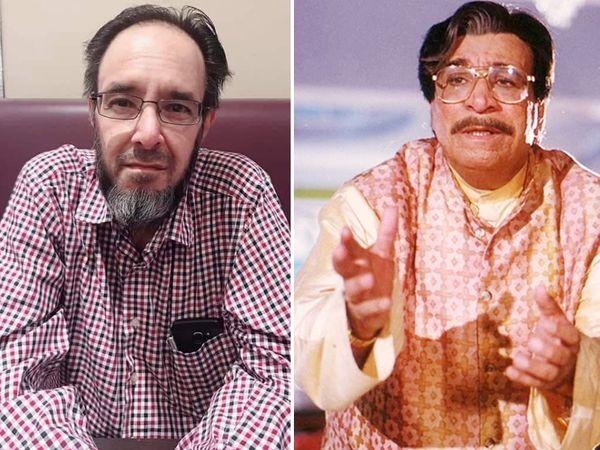 कई रिपोर्ट्स में दावा किया जा रहा है कि अब्दूल कुद्दूस कादर खान की पहली बीवी की संतान थे। - Dainik Bhaskar