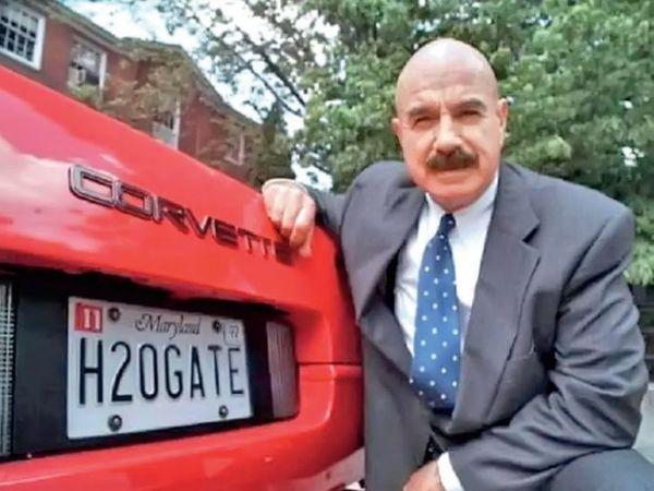 एफबीआई के पूर्व एजेंट और सेना के दिग्गज लिड्डी को वॉटरगेट चोरी की साजिश रचने और अवैध रूप से वायर-टैपिंग का दोषी ठहराया गया था। (फाइल फोटो) - Dainik Bhaskar