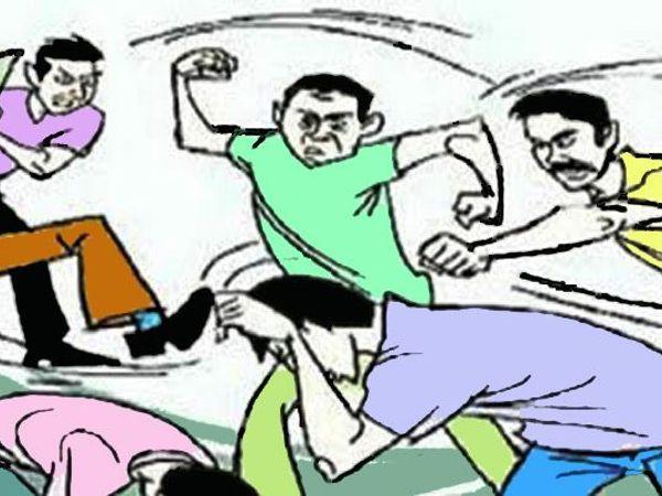 पुलिस ने बदमाशों की पहचान के लिए CCTV फुटेज खंगालने शुरू कर दिए हैं। - प्रतीकात्मक फोटो - Dainik Bhaskar