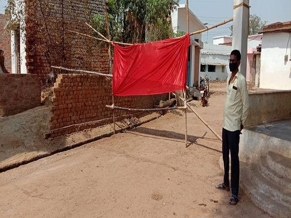 कोरोना परिवर्तन गांव तक तेजी से पहुंच गए हैं, ढौर के बाद अब तीन और गांवों में संक्रमण फैल रहे हैं, जिनके बाद गांव को संरक्षण जोन बना दिया गया हैं,