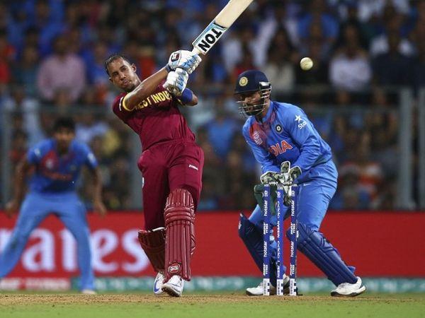 2016 में वेस्टइंडीज का फायर पावर टीम इंडिया पर भारी पड़ा।