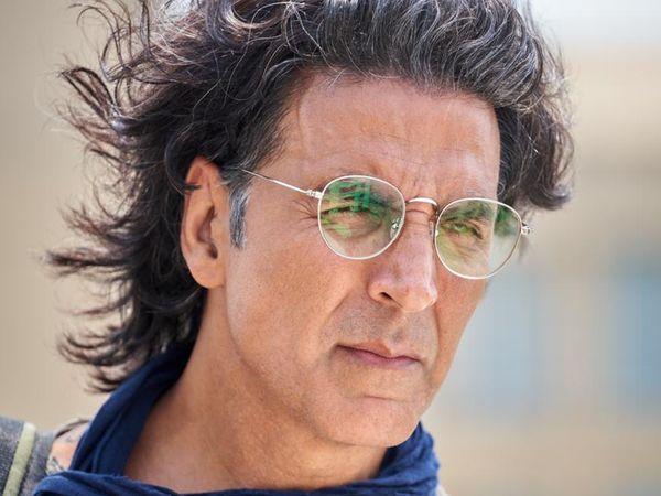 रामसेतु में पुरातत्वविद की भूमिका निभाने वाले अक्षय कुमार का फर्स्ट लुक इसी हफ्ते जारी हुआ है। - Dainik Bhaskar