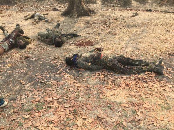 CRPF, DRG, STF और कोबरा बटालियन के 2000 युवा निकले थे सर्चिंग पर, तभी हुआ हमला