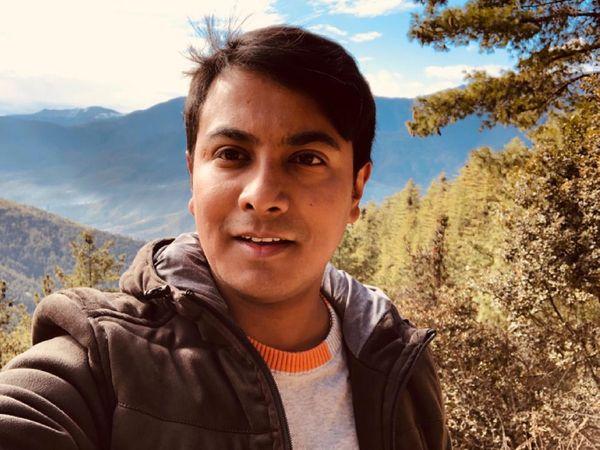 पश्चिम बंगाल के दार्जिलिंग के रहने वाले संजोग दत्ता ने लॉकडाउन के दौरान नौकरी छोड़कर खुद का ऑनलाइन स्टार्टअप शुरू किया। आज वे अच्छा मुनाफा कमा रहे हैं। - Dainik Bhaskar