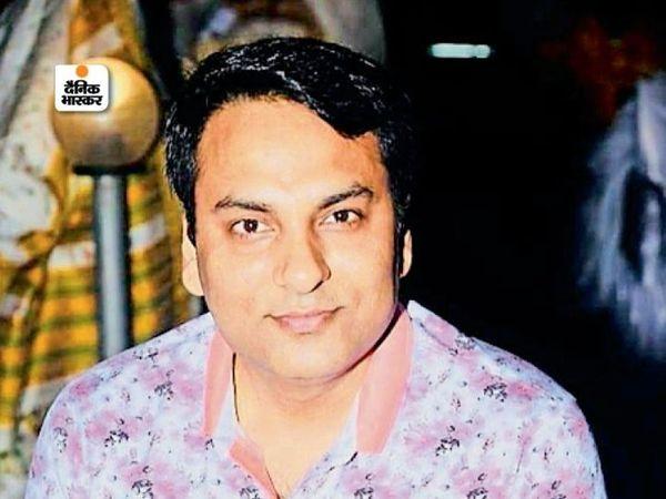 मृत रुपेश सिंह। (फाइल फोटो) - Dainik Bhaskar