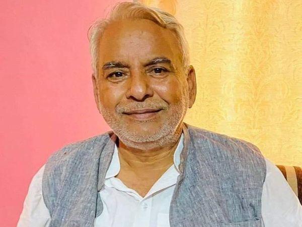 पूर्व मंत्री गौतम सिंह। (फाइल फोटो) - Dainik Bhaskar