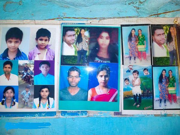 अनिल गौराहा के 6 बेटे-बेटी हैं।  उनमें से आलोक गौराहा (9) और मधु गौरह (19) दोनों गाँव में एक झूठा रेस्तरां में रहते थे।