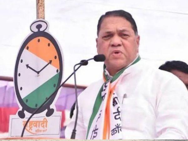 कभी NCP चीफ शरद पवार के पर्सनल असिस्टेंट (PA) रहे पाटिल महाराष्ट्र की राजनीति में बड़ा नाम हैं। - Dainik Bhaskar
