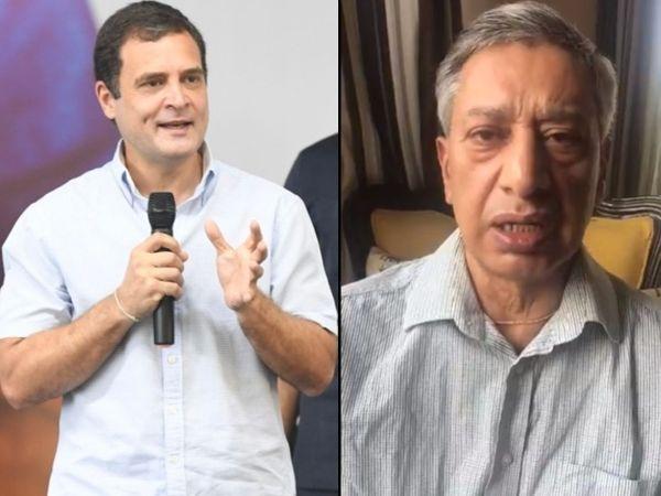 राहुल गांधी की बातों से अलग हटकर छत्तीसगढ़ के सीएम ने बघेल ने खुद माना कि बीजापुर की घटना में कोई इंटेलिजेंस फेल्योर नहीं हुआ है। - Dainik Bhaskar