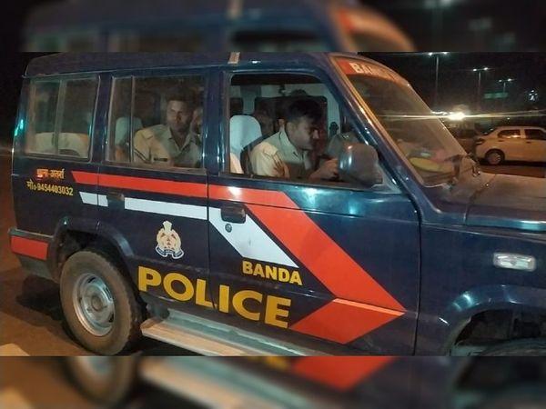 रात ढाई बजे रोपड़ पुलिस लाइन पहुंची उत्तर प्रदेश की स्पेशल पुलिस टीम।