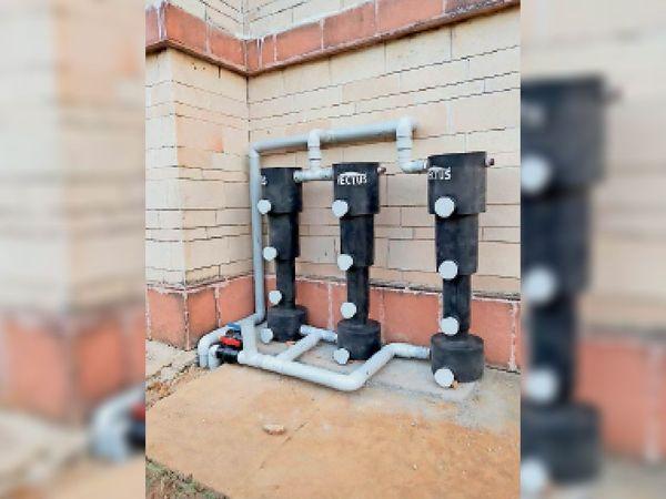 प्रोजेक्ट को केंद्रीय भू-जल बोर्ड से मिली मंजूरी, 15 अप्रैल तक पूरा हो जाएगा काम । - Dainik Bhaskar