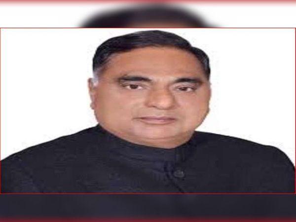 रामवीर सिंह बिधूड़ी - Dainik Bhaskar