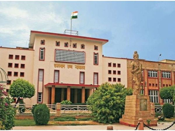 राज्य सरकार के एजी ने प्रदेश के सरकारी स्कूलों में कम्प्यूटर शिक्षक लगाने के मामले में सोमवार को हाईकोर्ट में शपथ पत्र पेश किया। फाइल फोटो - Dainik Bhaskar