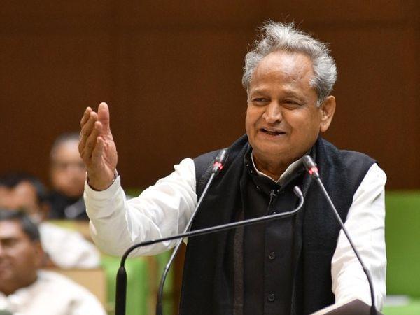 गहलोत कैबिनेट ने EWS युवाओं को सरकारी नौकरियों में आयु सीमा में छूट देने के लिए नियमों में बदलाव को मंजूरी दी है (फाइल फोटो) - Dainik Bhaskar