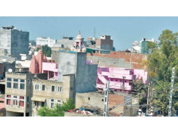 शहर में प्रॉपर्टी सर्वे बना लोगों की आफत, काट रहे निगम के चक्कर - Dainik Bhaskar