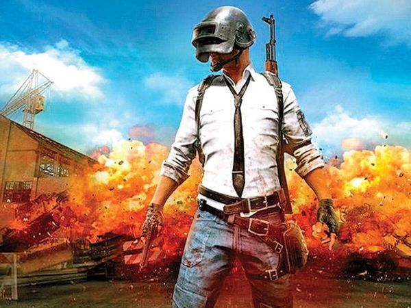 Accused Bilal wore a helmet and jacket like the character of the game to recreate a scene like PUBG.  Entered the room and started firing.  -Symbolic Image