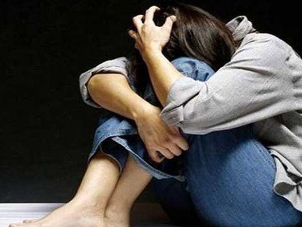 पीड़िता ने करीब दो साल बाद मामला दर्ज कराया - Dainik Bhaskar
