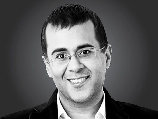 चेतन भगत, अंग्रेजी के उपन्यासकार - Dainik Bhaskar