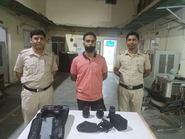 हत्या के मामले में भी शामिल रह � - Dainik Bhaskar