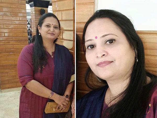 मनीषा चौहान की फाइल फोटो। - Dainik Bhaskar