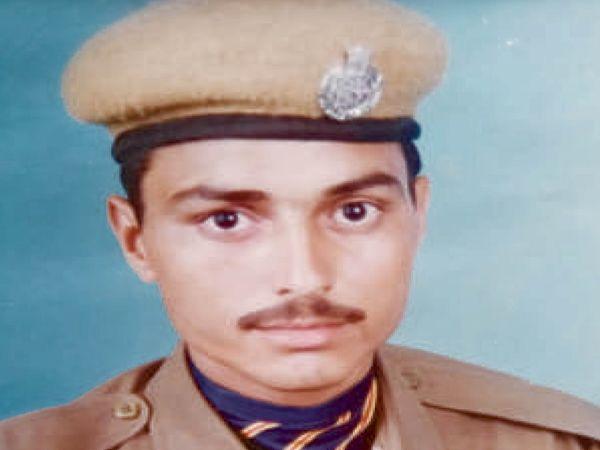 सिपाही चंद्रपाल सिंह - Dainik Bhaskar