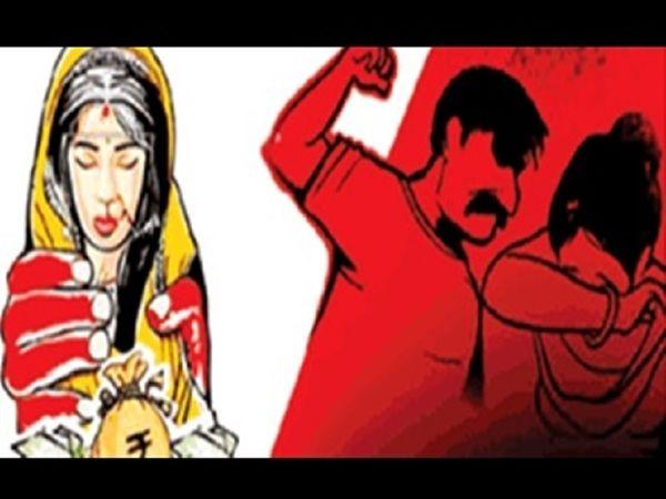 मॉडल टाउन थाना पुलिस ने पति, सास और ससुर के खिलाफ 5 धाराओं में केस दर्ज किया है। - Dainik Bhaskar