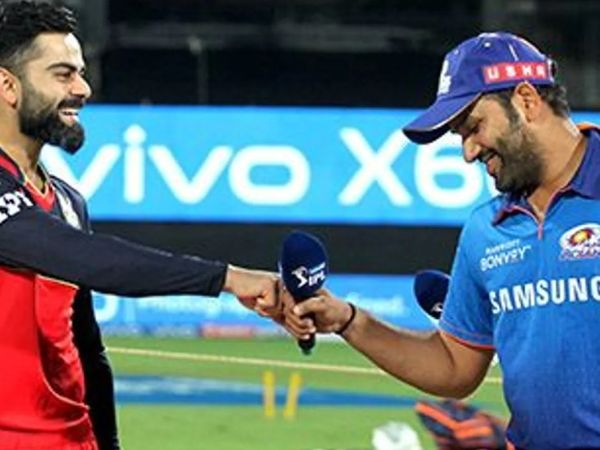 IPLमें RCB ने MI को हराया।� - Dainik Bhaskar