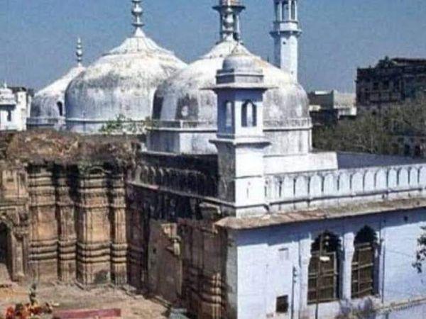 याचिका में 8 अप्रैल को स्थानीय अदालत द्वारा सुनाए गए उस फैसले को चुनौती दी गई है जिसमें भारतीय पुरातत्व सर्वेक्षण द्वारा पूरे परिसर के पुरातात्विक सर्वेक्षण किए जाने की अनुमति दी गई है। - Dainik Bhaskar