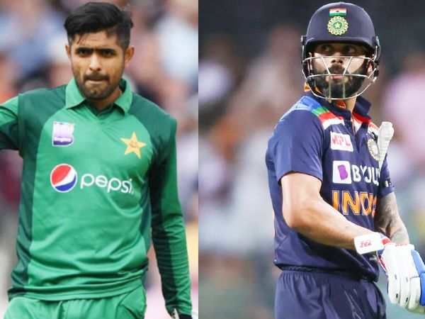बाबर आजम ने विराट कोहली को पीछे छोड़ ICC वनडे रैंकिंग में नंबर-1 बल्लेबाज बन गए। - Dainik Bhaskar