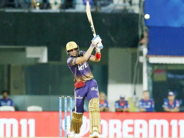 शुभमन गिल ने 24 बॉल पर 33 रन बनाए। उन्होंने ओपनिंग में राणा के साथ 72 रन जोड़े।