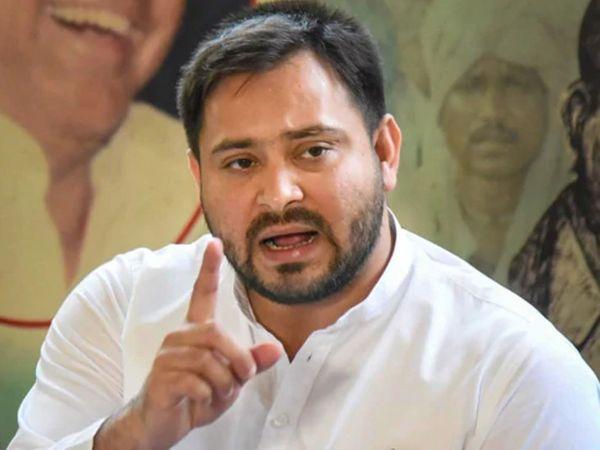 नेता प्रतिपक्ष तेजस्वी यादव (फाइल इमेज) - Dainik Bhaskar