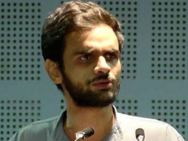 कोर्ट ने उमर खालिद को आरोग्य सेतु ऐप इंस्टॉल करने की शर्त पर जमानत दी है। - Dainik Bhaskar
