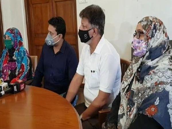 दोनों का परिवार पिछले 21 महीने से रिहाई के लिए लगातार प्रयास कर रहा था।