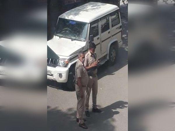 हिमाचल पुलिस ने चंडीगढ़ पुलिस के साथ मिलकर चलाया ऑपरेशन। - Dainik Bhaskar