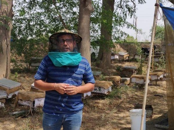 हरियाणा के रहने वाले नरेश जांग - Dainik Bhaskar