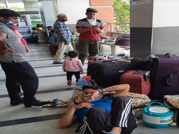 लुधियाना से ऑटो से चंडीगढ़ पहुंचा परिवार ट्रेन पकड़ने