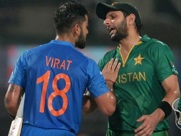 2016 टी-20 वर्ल्ड कप में भारत ने कोलकाता में पाकिस्तान को 6 विकेट से हराया था।