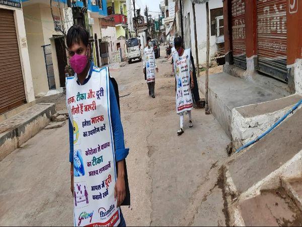 1157 new corona infected in Gwalior on Sunday, 4 killed, condition very bad | ग्वालियर में रविवार को मिले 1157 नए कोरोना संक्रमित, 17 की मौत, हालत बेहद खराब, 600 रेमडेसिविर इंजेक्शन आए