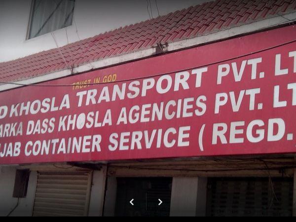 पुलिस डीडी ट्रांसपोर्ट के मैनेजर की शिकायत पर केस दर्ज कर ड्राइवर की तलाश शुरू कर दी है। - Dainik Bhaskar