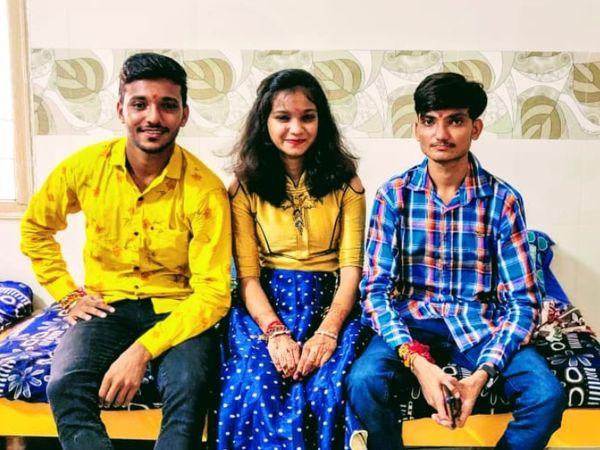 चेतन की बहन जिज्ञासा बताती हैं कि हम अपने भाई की कामयाबी से बहुत खुश हैं, लेकिन राहुल की याद हमें रुला देती है।