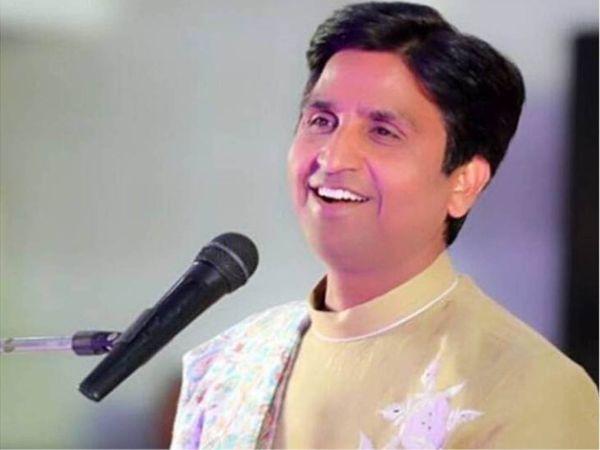 डॉ. कुमार विश्वास - Dainik Bhaskar