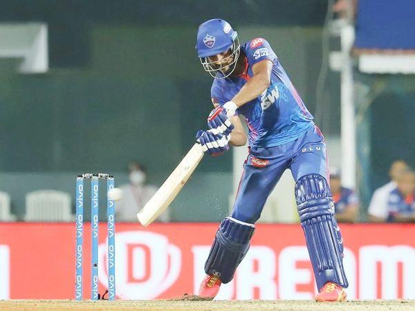 आखिर में ललित यादव ने नाबाद 22 रन की पारी खेलते हुए दिल्ली को जिताया।