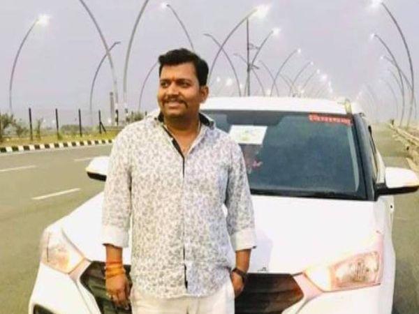 मुख्य आरोपी गौरव शर्मा।