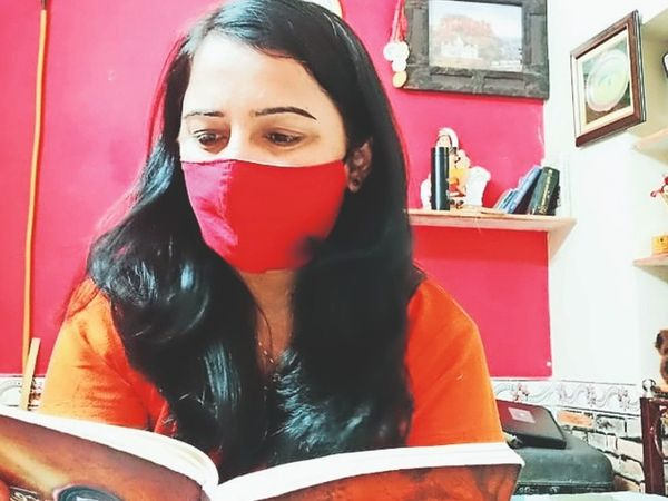 नर्स सरला विश्नोई - Dainik Bhaskar