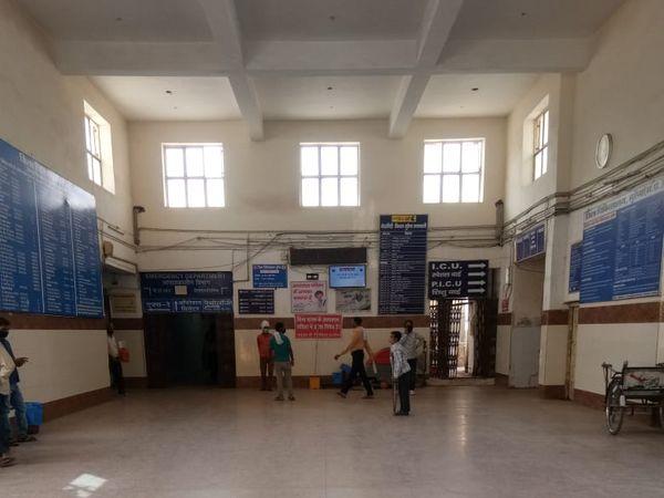 जिला अस्पताल फाइल फोटो - Dainik Bhaskar