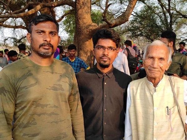 सीआरपीएफ के एक जवान राकेश्वर सिंह को छोड़ दिया।