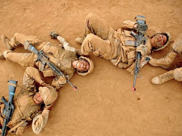 लीमा कंपनी की 59 महिला सैनिकों में से 53 ने 11 सप्ताह तक कठोर प्रशिक्षण लिया।  - दैनिक भास्कर