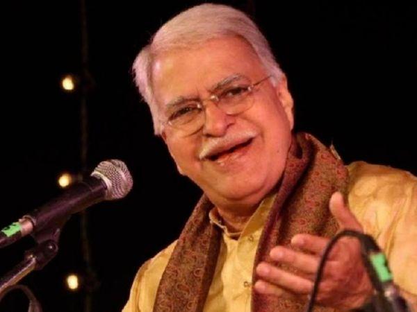 बनारस घराने के शास्त्रीय गायक पंडित राजन मिश्र का रविवार को दिल्ली में निधन हो गया। -फाइल फोटो। - Dainik Bhaskar