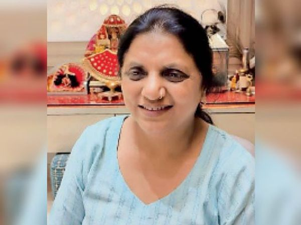 संगीता रेवड़ी | कोरोना वॉरियर - Dainik Bhaskar