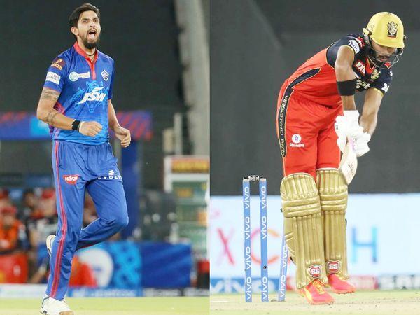 सीजन का पहला मैच खेल रहे इशांत शर्मा ने भी शानदार बॉलिंग की। उन्होंने 4 ओवर में 26 रन दिए। साथ ही देवदत्त पडिक्कल को क्लीन बोल्ड किया।